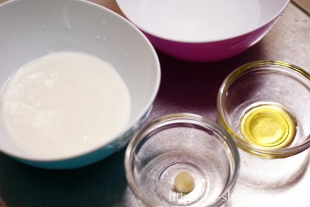 きゅうりとヨーグルトの飲むサラダの作り方の手順2の画像