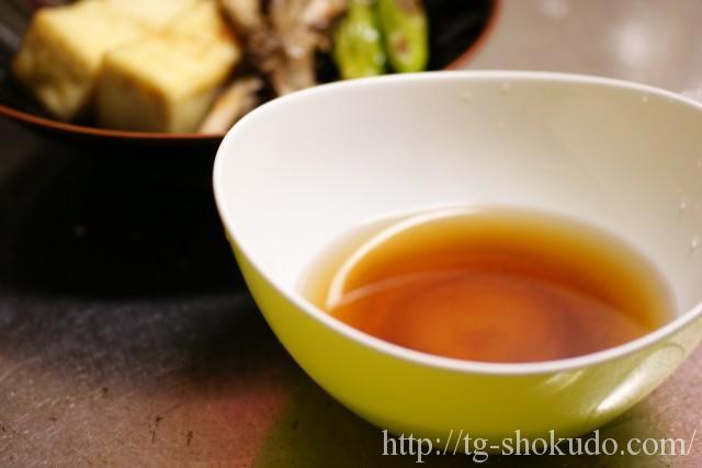 豆腐と夏野菜の焼き浸しの作り方の手順5の画像