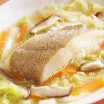 カレイと野菜の中華煮