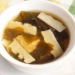 中華風若竹スープ