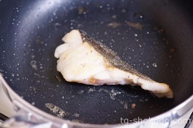 鱈(たら)のバスク風の作り方の手順2の画像