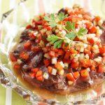 カツオのバルサミコ酢カルパッチョ