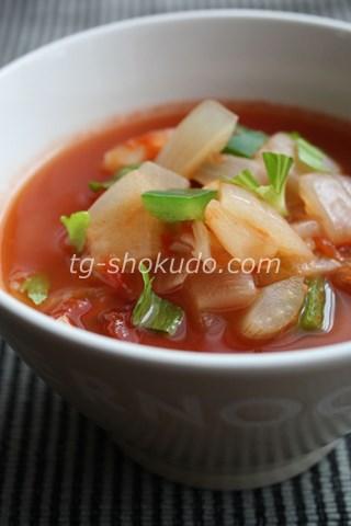 中性脂肪撃退スープ